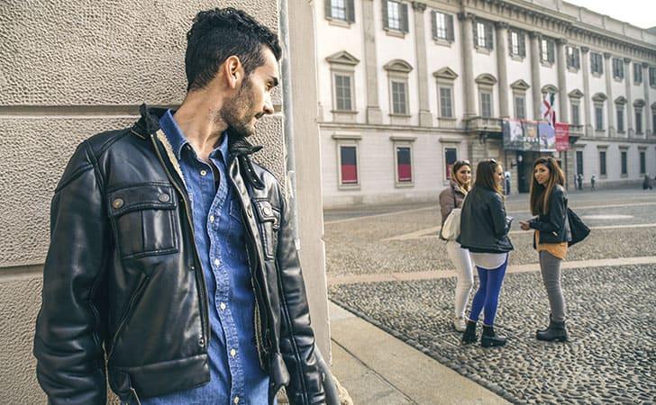 Stalking versus Investigating